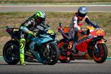Valentino Rossi, Pol Espargaro, Gran Premio TISSOT de Aragón