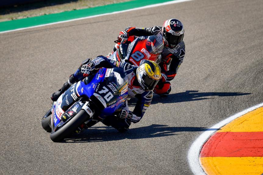 Barry Baltus, NTS RW Racing GP, Gran Premio TISSOT de Aragón