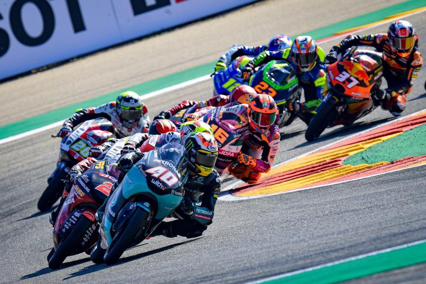 Moto3, Gran Premio TISSOT de Aragón