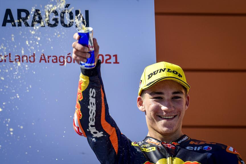 Deniz Oncu, Red Bull KTM Tech 3, Gran Premio TISSOT de Aragón