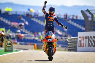 Moto2™ : Le titre par équipe attribué !