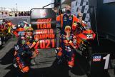 Raul Fernandez, Remy Gardner, Red Bull KTM Ajo, Gran Premio TISSOT de Aragón