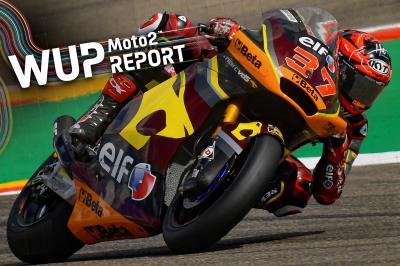Moto2™ - GP d'Aragón : Avantage A.Fernández au warm-up