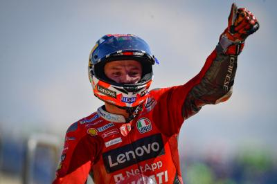 'It was a lonely race' - Miller bemoans early errors