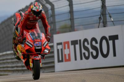 Best photos: TISSOT Aragon Grand Prix