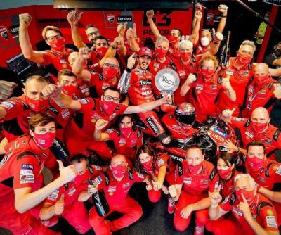 TEAM Grande Pecco, Forza Ducati!