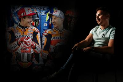 Lorenzo in-depth: I'm surprised by the risks Marquez takes