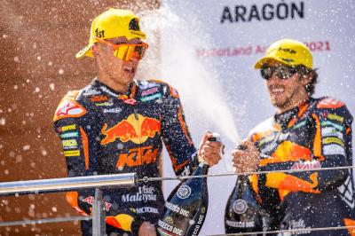 Moto2™: who can hit back at Misano?