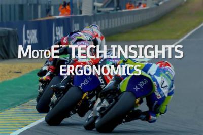 MotoE™ Tech Insights: Ergonomie