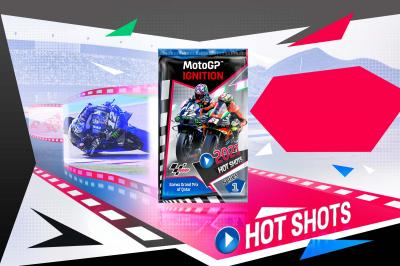 ¡Prepárate para la venta de MotoGP™ Ignition Hot Shots!