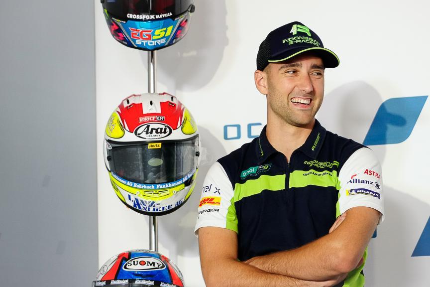Matteo Ferrari, Indonesian E-Racing Gresini MotoE, Gran Premio Octo di San Marino e della Riviera di Rimini