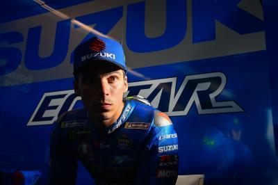 Will Suzuki use the rear holeshot device in Misano?