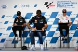 Fabio quartararo, Franco Morbidello, Marc Marquez, Gran Premio Octo di San Marino e della Riviera di Rimini