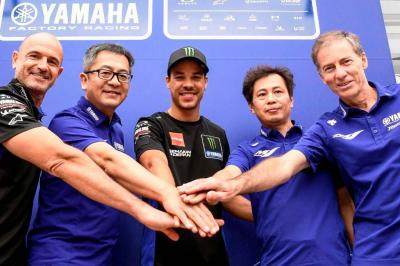 A new chapter starts: Morbidelli ready for the big stage