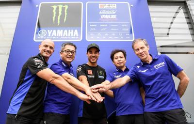 Morbidelli joins Yamaha Factory Racing for 2021-2023