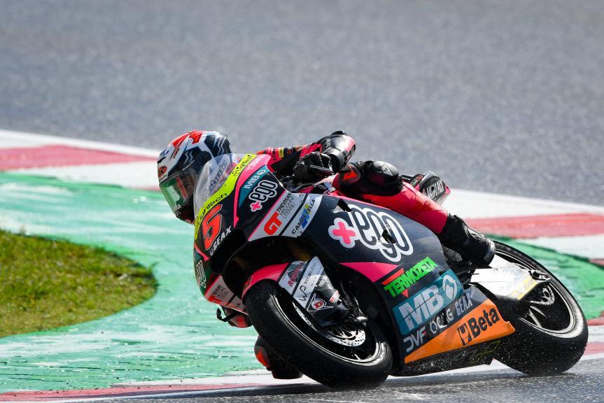 Yari Montella, +EGO Speed Up, Gran Premio Octo di San Marino e della Riviera di Rimini