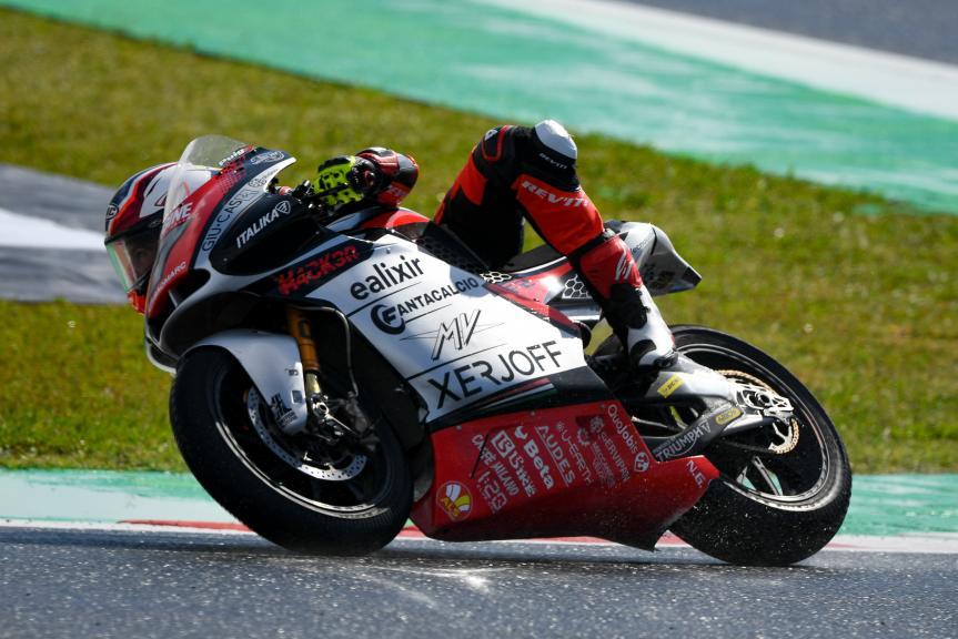 Lorenzo Baldassarri, MV Agusta Forward Racing, Gran Premio Octo di San Marino e della Riviera di Rimini