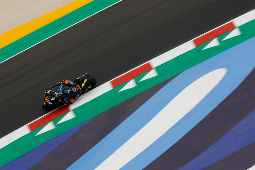 Luca Marini, Sky VR46 Avintia, Gran Premio Octo di San Marino e della Riviera di Rimini