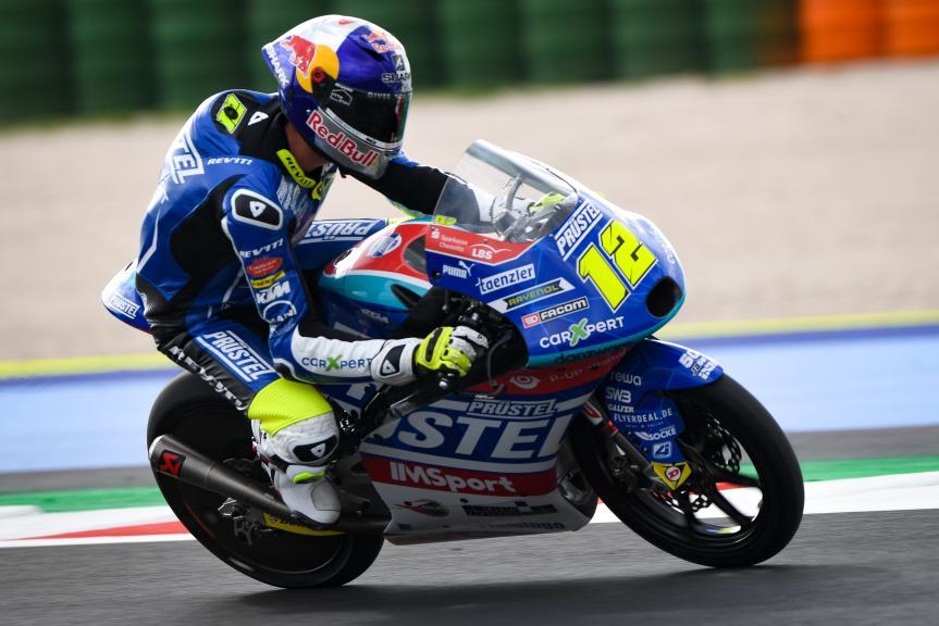 Filip Salac, CarXpert PruestelGP, Gran Premio Octo di San Marino e della Riviera di Rimini