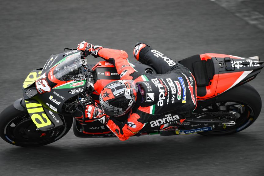 Maverick Viñales, Aprilia Racing Team Gresini, Gran Premio Octo di San Marino e della Riviera di Rimini