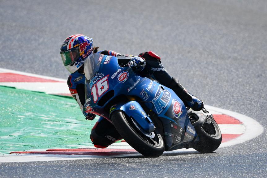 Joe Roberts, Italtrans Racing Team, Gran Premio Octo di San Marino e della Riviera di Rimini