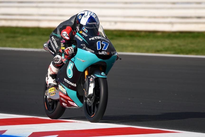John Mcphee, Petronas Sprinta Racing, Gran Premio Octo di San Marino e della Riviera di Rimini