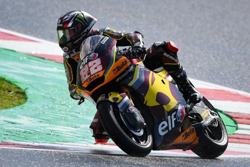 Sam Lowes, Elf Marc Vids Racing Team, Gran Premio Octo di San Marino e della Riviera di Rimini