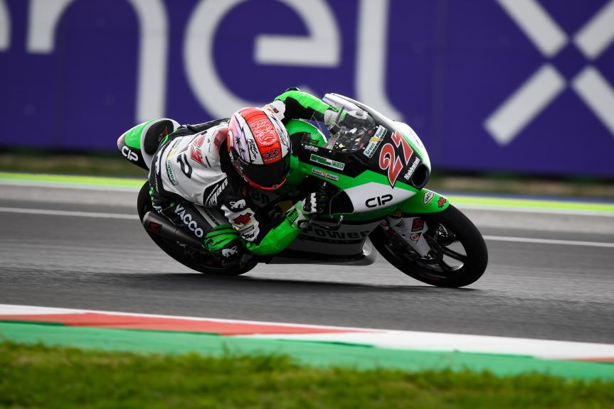 Kaito Toba, CIP Green Power, Gran Premio Octo di San Marino e della Riviera di Rimini