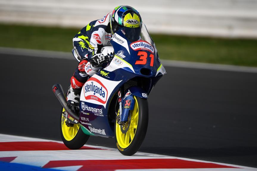Adrian Fernandez, Sterilgarda Max Racing Team, Gran Premio Octo di San Marino e della Riviera di Rimini