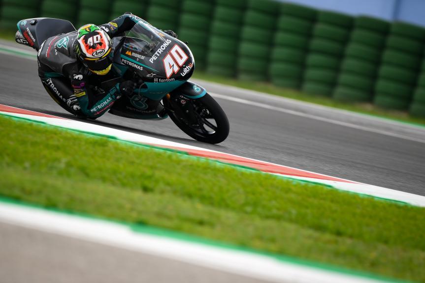 Darryn Binder, Petronas Sprinta Racing, Gran Premio Octo di San Marino e della Riviera di Rimini