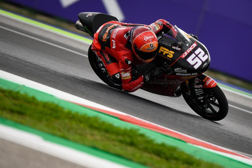 Jeremy Alcoba, Indonesian Gresini Racing Moto3, Gran Premio Octo di San Marino e della Riviera di Rimini