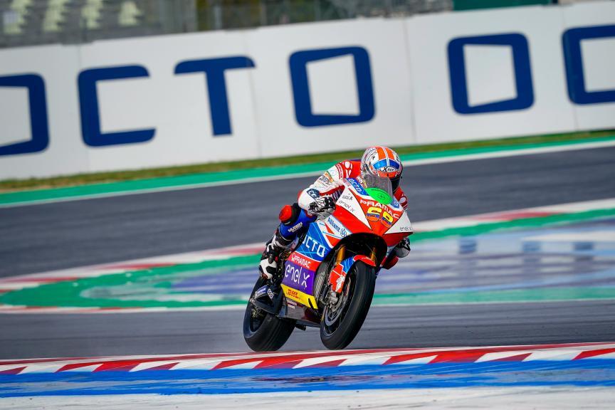 Yonny Hernandez, Octo Pramac MotoE, Gran Premio Octo di San Marino e della Riviera di Rimini