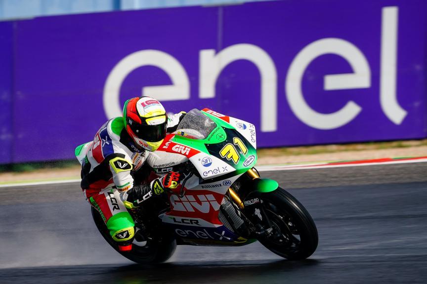Miquel Pons, LCR E-Team, Gran Premio Octo di San Marino e della Riviera di Rimini