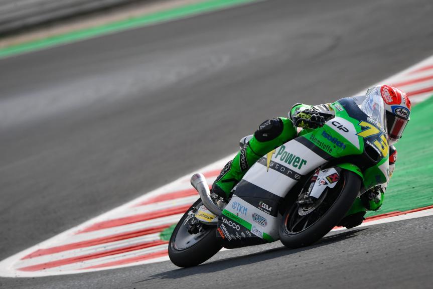 Maximilian Kofler, CIP Green Power, Gran Premio Octo di San Marino e della Riviera di Rimini