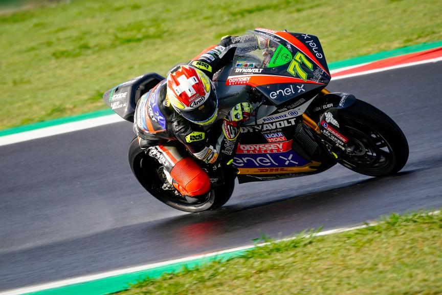 Dominique Aegerter, Dynavolt Intact GP, Gran Premio Octo di San Marino e della Riviera di Rimini