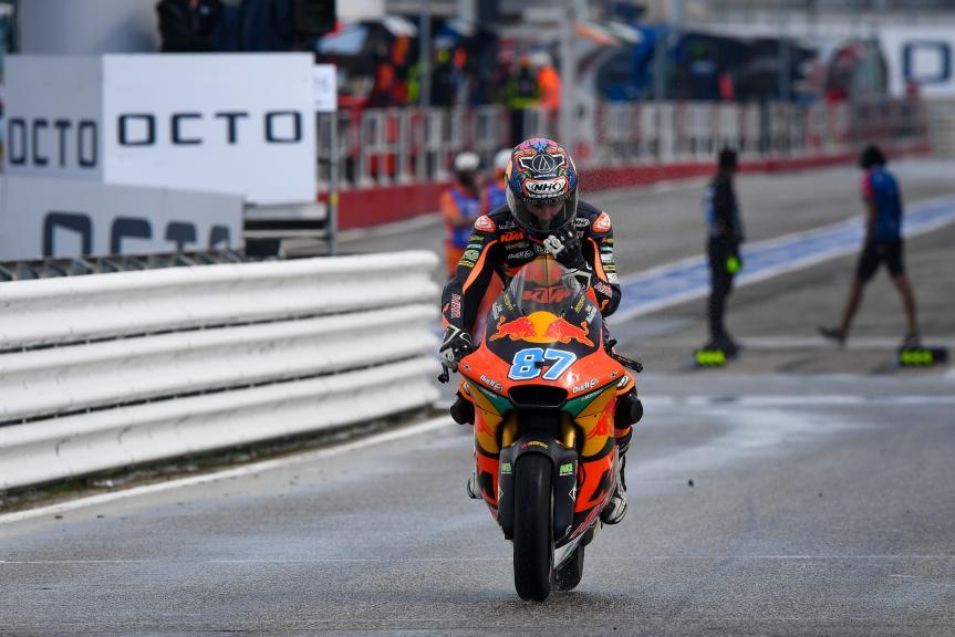 Remy Gardner, Red Bull KTM Ajo, Gran Premio Octo di San Marino e della Riviera di Rimini