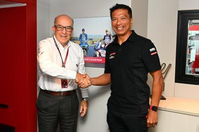 Le Sepang Racing Team devient le RNF MotoGP Racing