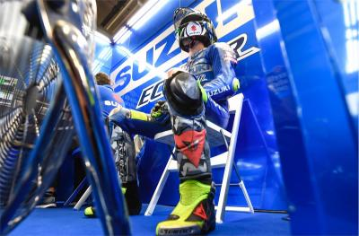 Front row start in Mir's sights after strong Friday runs