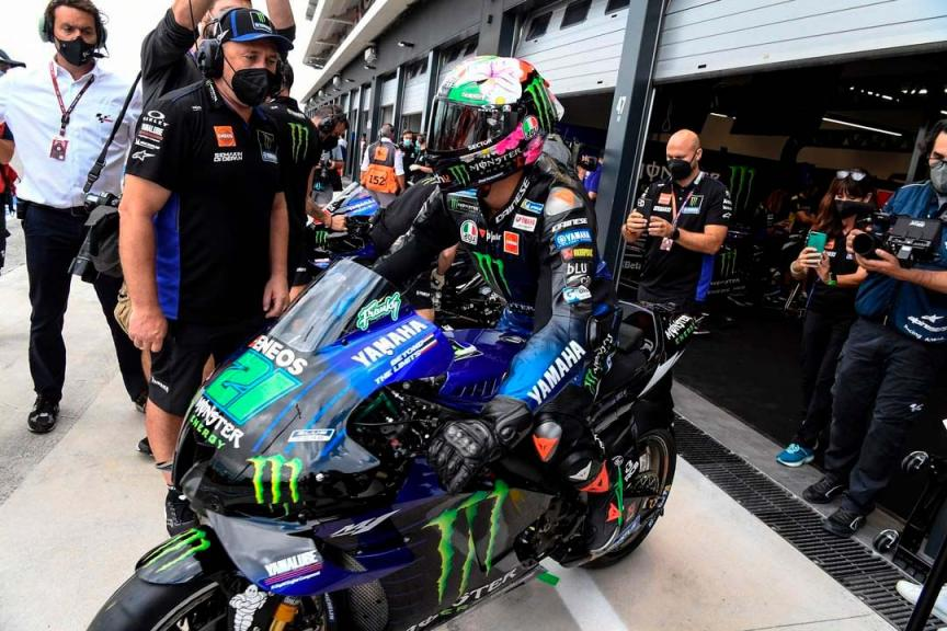 Franco Morbidelli, Monster Yamaha MotoGP_RSM_2021