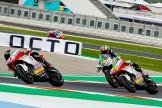 Lukas Tulovic, Corentin Perolari, Gran Premio Octo di San Marino e della Riviera di Rimini