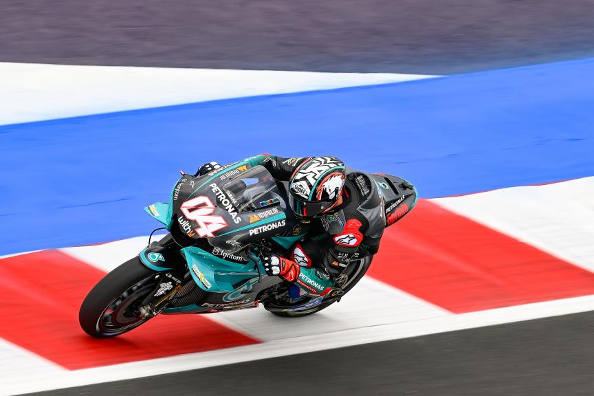 Andrea Dovizioso, Petronas Yamaha SRT, Gran Premio Octo di San Marino e della Riviera di Rimini