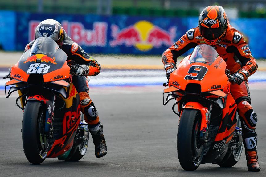 Danilo Petrucci, Miguel Oliveira, Gran Premio Octo di San Marino e della Riviera di Rimini