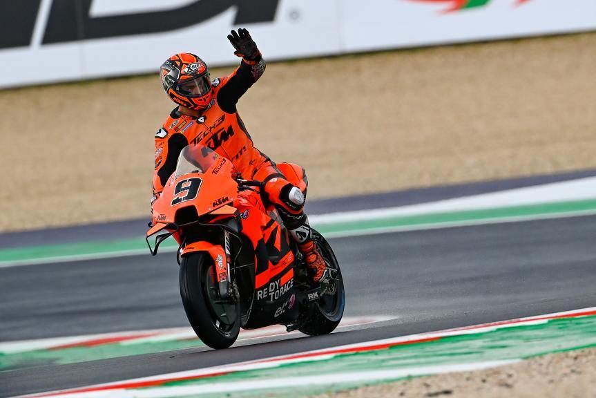 Danilo Petrucci, Tech3 KTM Factory Racing, Gran Premio Octo di San Marino e della Riviera di Rimini