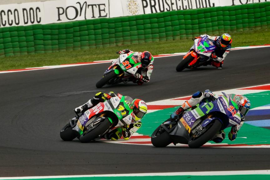 Matteo Ferrari, Miquel Pons, Gran Premio Octo di San Marino e della Riviera di Rimini