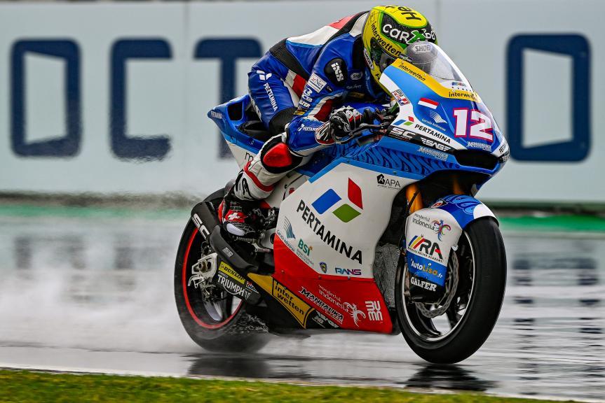 Thomas Luthi, Pertamina Mandalika Sag Team, Gran Premio Octo di San Marino e della Riviera di Rimini