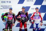 Jordi Torres, Eric Granado, Alessandro Zaccone, Gran Premio Octo di San Marino e della Riviera di Rimini