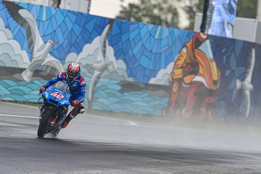 Alex Rins, Team Suzuki Ecstar, Gran Premio Octo di San Marino e della Riviera di Rimini