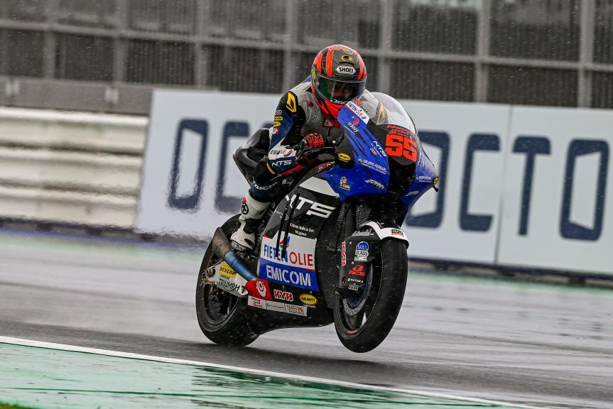 Hafizh Syahrin, NTS Rw Racing GP, Gran Premio Octo di San Marino e della Riviera di Rimini