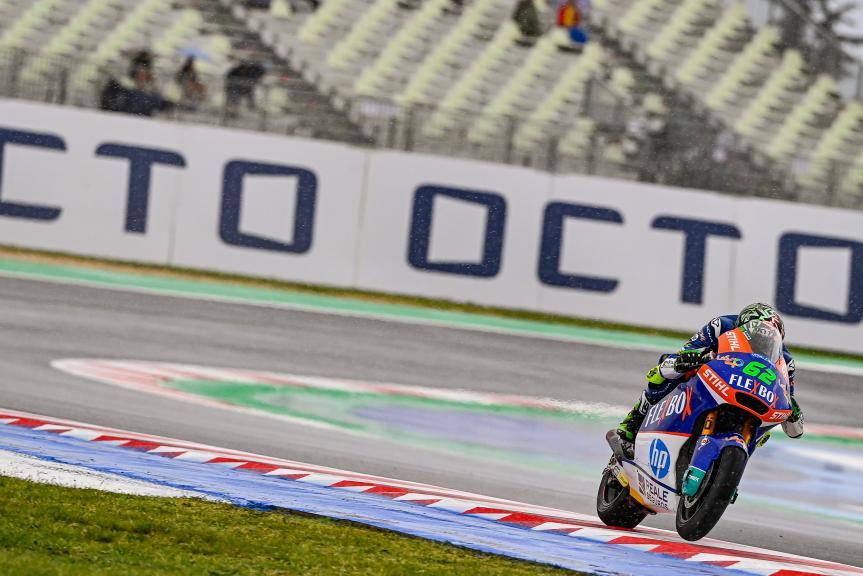Stefano Manzi, Flexbox HP40, Gran Premio Octo di San Marino e della Riviera di Rimini