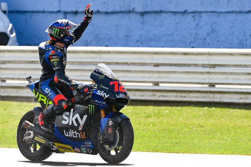 Marco Bezzecchi, Sky Racing Team VR46, Gran Premio Octo di San Marino e della Riviera di Rimini